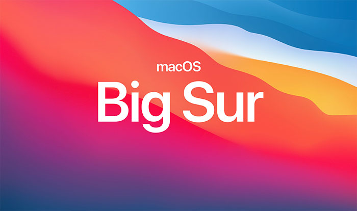 Mac OS 11 aka MacOS Big Sur